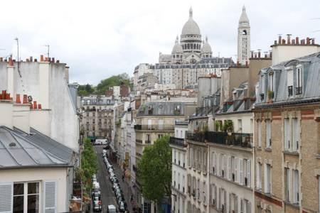 Vente appartement Paris 18ème 470000€ - Photo 1