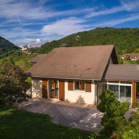 Deluxe sale house / villa Menthon st bernard 888000€ - Picture 9
