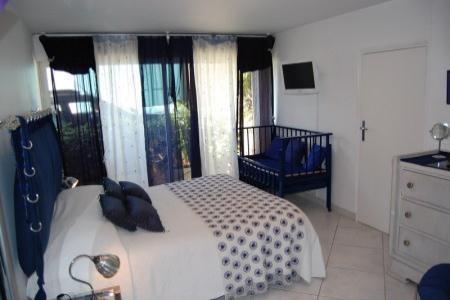 Vacation rental house / villa Juan les pins  - Picture 5