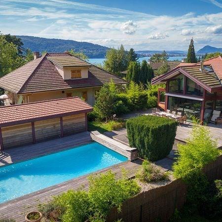 Deluxe sale house / villa Veyrier du lac 1260000€ - Picture 3