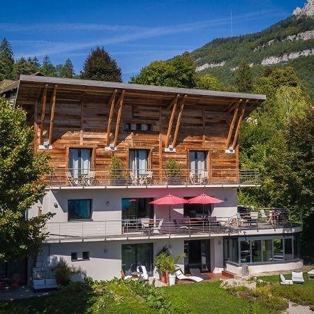 Deluxe sale house / villa Talloires 2520000€ - Picture 1