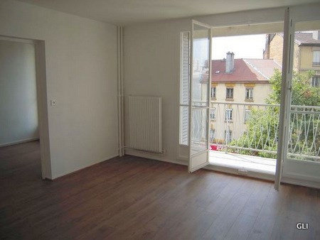 Rental apartment Villeurbanne 805€ CC - Picture 1