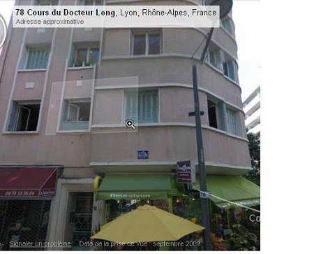 Alquiler  apartamento Lyon 3ème 509€ CC - Fotografía 1