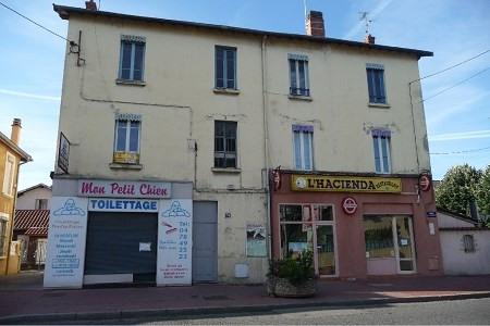 Location appartement Decines 375€ CC - Photo 1