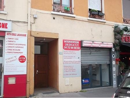 Vente boutique Lyon 3ème 120000€ - Photo 1