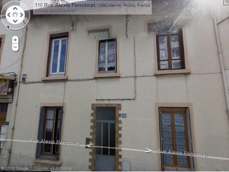 Location appartement Villeurbanne 420€ CC - Photo 1