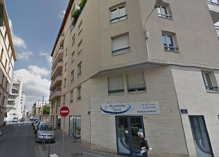 Alquiler  apartamento Lyon 3ème 790€ CC - Fotografía 4