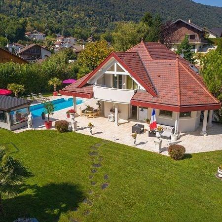 Deluxe sale house / villa Sevrier 1260000€ - Picture 1