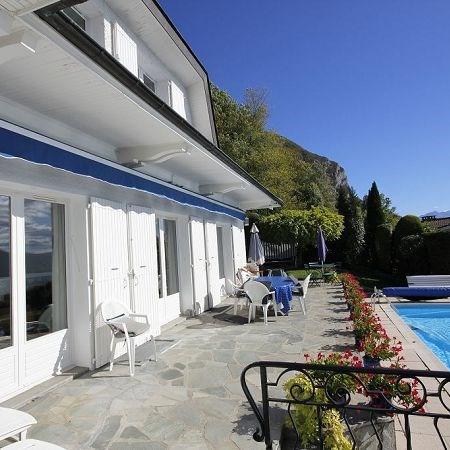 Deluxe sale house / villa Veyrier du lac 1850000€ - Picture 6