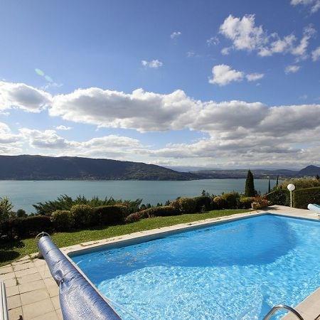 Deluxe sale house / villa Veyrier du lac 1850000€ - Picture 3