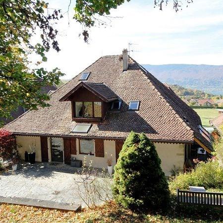Deluxe sale house / villa Menthon st bernard 1260000€ - Picture 2