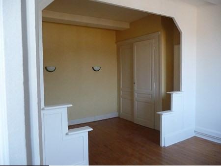 Verhuren  appartement Fontaines sur saone 448€ CC - Foto 1