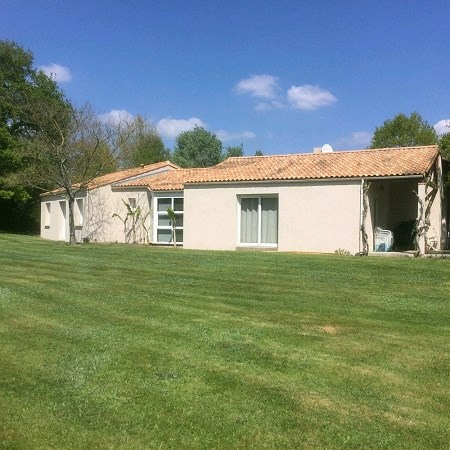 Vente maison / villa Boussay 411000€ - Photo 3