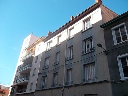 Vente appartement Villeurbanne 130000€ - Photo 1