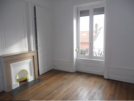 Rental apartment Villeurbanne 546€ CC - Picture 1