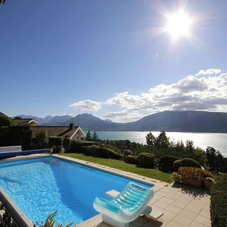 Deluxe sale house / villa Veyrier du lac 1850000€ - Picture 5
