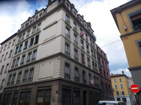 Locação apartamento Lyon 3ème 435€ CC - Fotografia 4