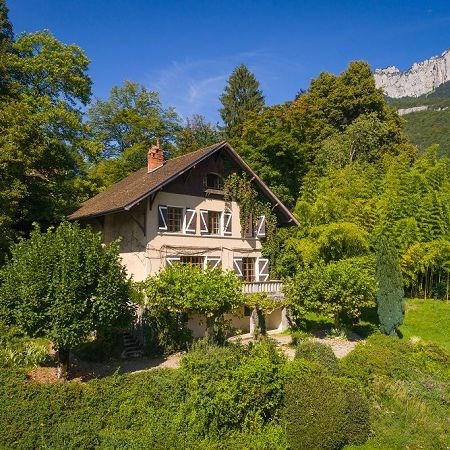 Deluxe sale house / villa Talloires 1450000€ - Picture 1