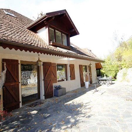 Deluxe sale house / villa Menthon st bernard 1260000€ - Picture 1