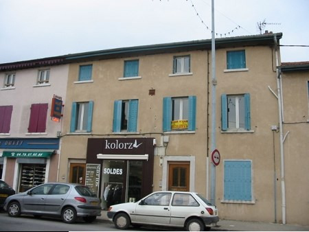 Alquiler  apartamento Craponne 634€ CC - Fotografía 1