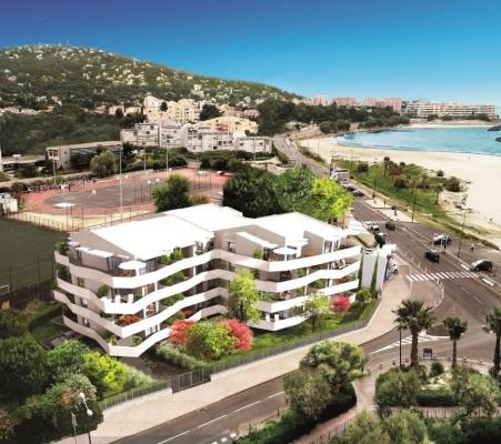 Produit d'investissement - Appartement 3 pièces - 62,65 m2 - Sète - Environnement - Photo