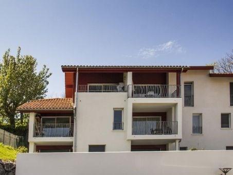 Rental apartment Hendaye 545€ CC - Picture 1