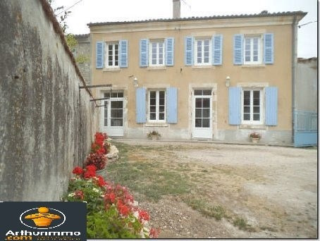 Sale house / villa Aulnay 174075€ - Picture 1