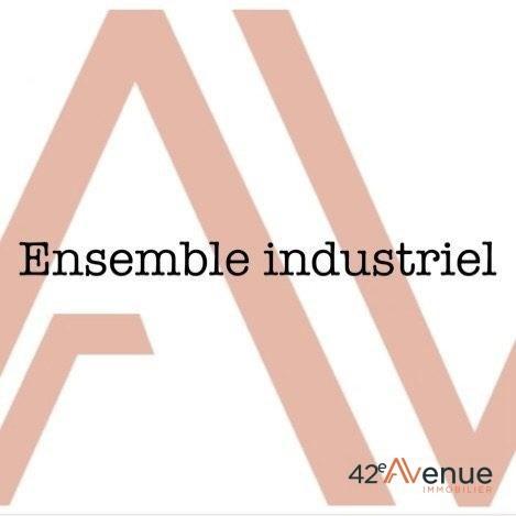 Saint-chamond (42): bâtiment industriel artisanal - 600 m