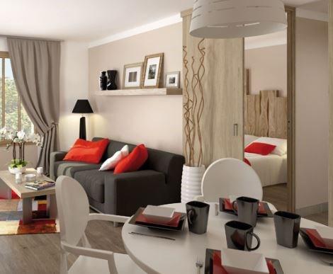 Vente appartement Cugnaux 171000€ - Photo 1
