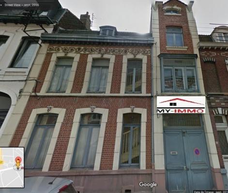 Vente - Maison / Villa 13 pièces - 240 m2 - La Madeleine - Photo