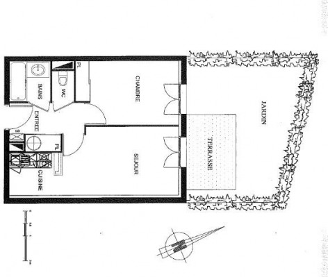 Investimento - Apartamento 2 assoalhadas - 35 m2 - Oloron Sainte Marie - Photo