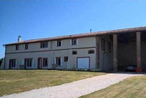 Deluxe sale house / villa Labastide beauvoir secteur 517000€ - Picture 1
