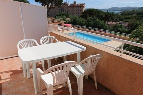 Location vacances appartement Les issambres 955€ - Photo 5