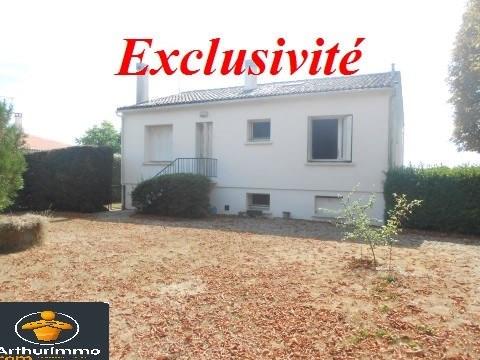 Sale house / villa Aulnay 111825€ - Picture 1