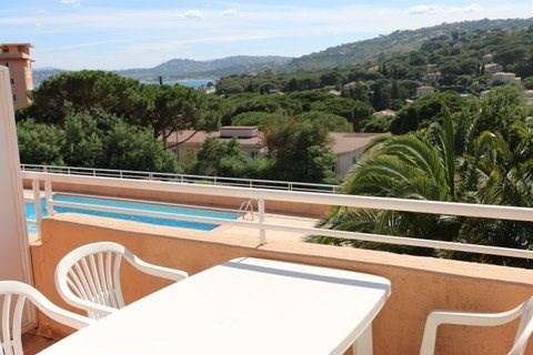 Location vacances appartement Les issambres 955€ - Photo 4