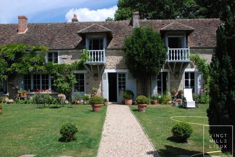Deluxe sale house / villa Montfort-l'amaury 1460000€ - Picture 2