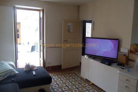 Vendita nell' vitalizio di vita casa Saint-georges-de-luzençon 35000€ - Fotografia 5