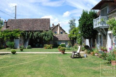 Deluxe sale house / villa Montfort-l'amaury 1460000€ - Picture 3