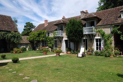 Deluxe sale house / villa Montfort-l'amaury 1460000€ - Picture 1