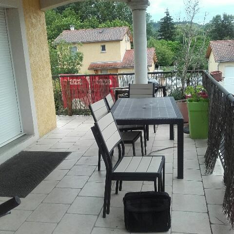 Location appartement Bourgoin jallieu 800€ CC - Photo 1