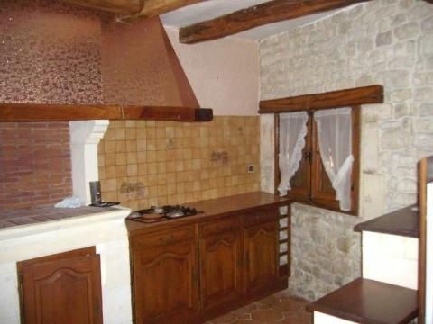 Vente maison / villa Aulnay 97000€ - Photo 3