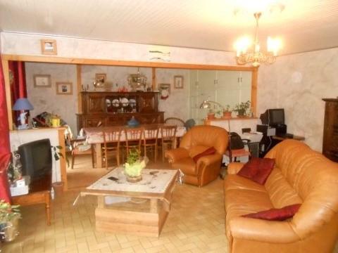 Vente maison / villa Aulnay 117150€ - Photo 9