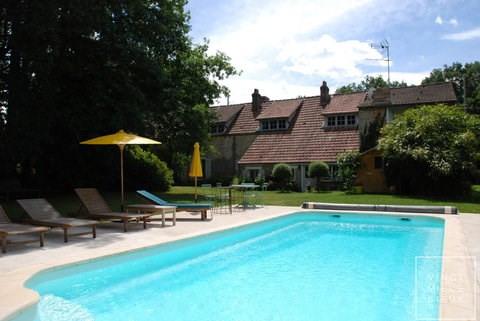 Deluxe sale house / villa Montfort-l'amaury 1460000€ - Picture 15