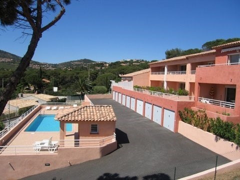 Location vacances appartement Les issambres 955€ - Photo 1