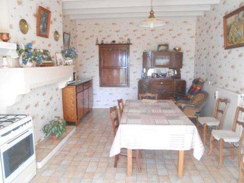 Sale house / villa Aulnay 97000€ - Picture 8