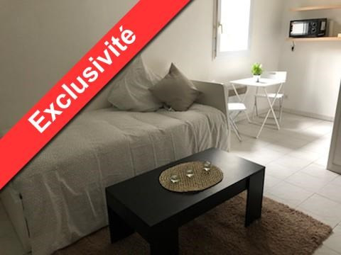 Rental apartment Aix en provence 525€ CC - Picture 1