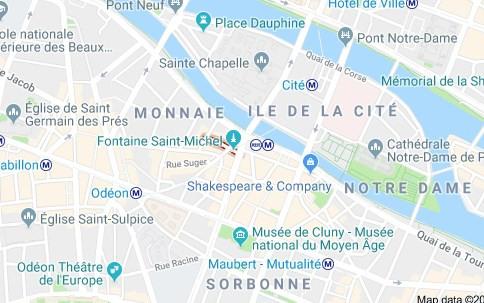 Sale apartment Paris 6ème 990000€ - Picture 2