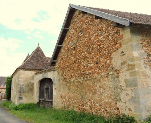 Venta  - casa de labranza 1 habitaciones - 110 m2 - Rouffignac Saint Cernin de Reilhac - Photo