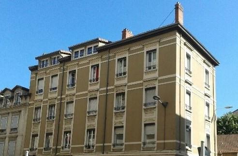 Location appartement Lyon 8ème 446€ CC - Photo 1