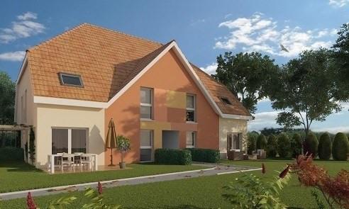 Vente appartement Hattstatt 222400€ - Photo 1